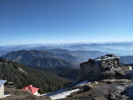 पदयात्रा To the Mountains- Churdhaar Peak