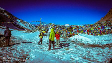 Photo Diary – Annapurna Circuit Trek, 2014