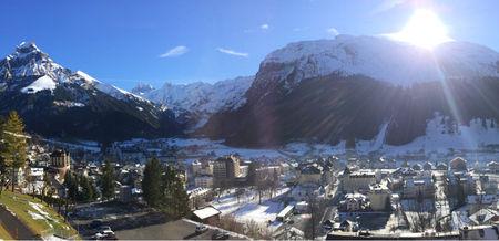 The Winter Wonderland – Engelberg, Switzerland
