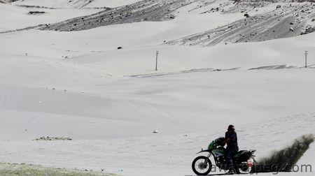 Motorcycling in & around Ladakh