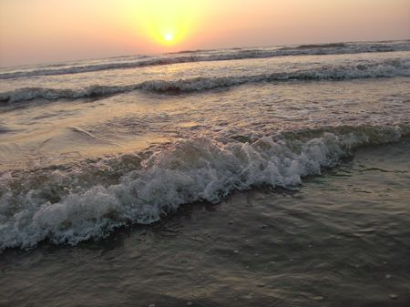 Lost in Nagaon Beach via Alibaug!