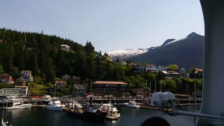 Ketchikan: The Salmon Capital of the World & Alaska's Rainiest Town!