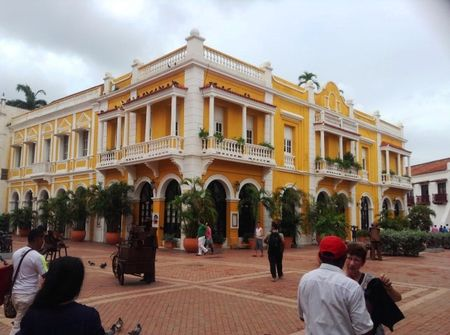 The Fairytale Walled City of Cartagena, Colombia