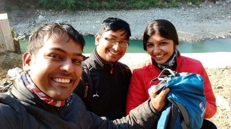 We Lost our Bag with Wallets during our road trip to Chopta and a Mountain guy came 20KM to return