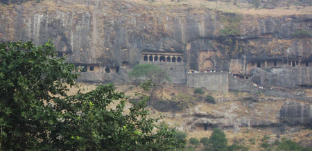 Weekend getaway From Pune To Lenyadri Caves, Ozar & Bhimashankar