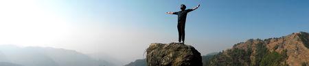 Trip to Himalayas - Delhi - Nainital - Ramnagar - Lansdowne - Kotdwar - Delhi - in 2 days - 787 km