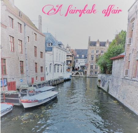 'Into the fairy-tale town of Flanders' – Bruges