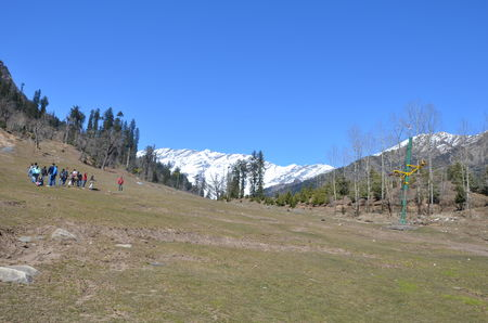 Manali: A Highway of Beauty