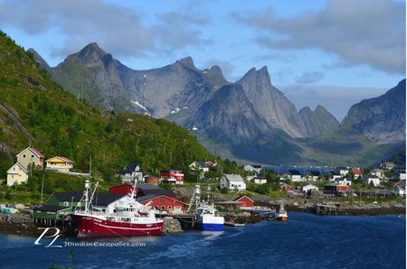 Northern Norway road trip | Lofoten islands