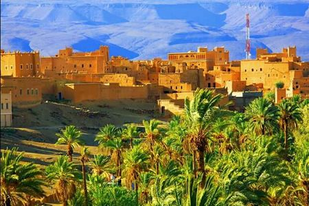 Trip from Marrakech to Sahara Desert (Erg Chebbi)