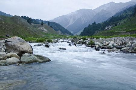 Kashmir trek - Sonamarg to Naranag