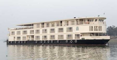 Ganges River Cruise: Experiencing the Heart of India