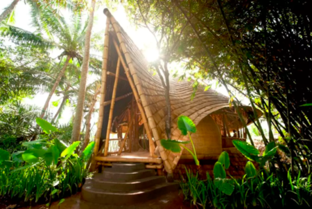 This Gorgeous Bamboo House In The Middle Of Nowhere Is The Ideal Getaway For Honeymooners