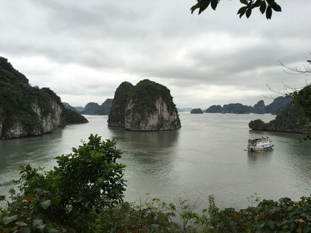 A dream called Halong Bay!