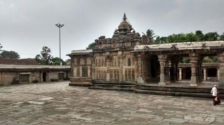 Temple Tour through Western Ghats