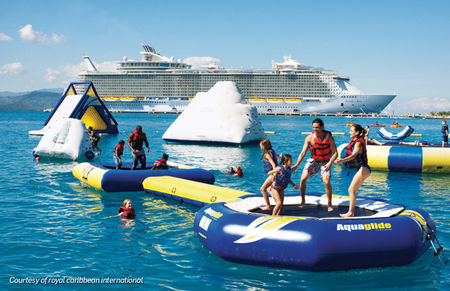 8 Best Cruise Liners From Around The World You Can Book For An Unforgettable Family Vacation