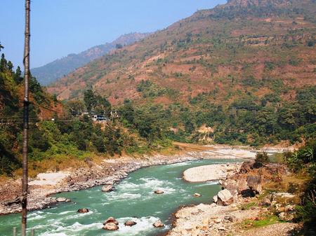 Getting from Kathmandu to Pokhara