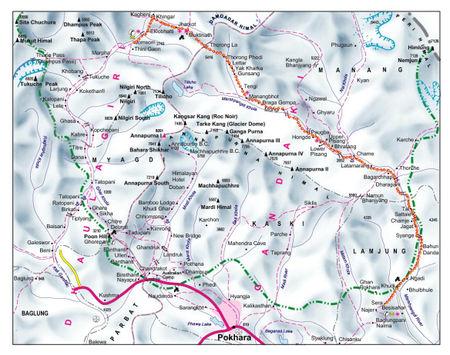 My first himalayan adventure – Annapurna Circuit Trek