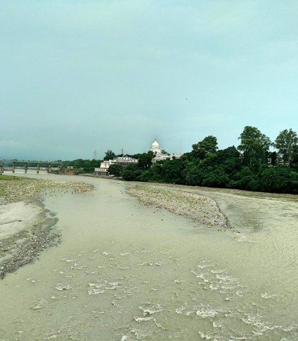 Paonta Sahib - Chakrata (A lesser known weekend getaway)