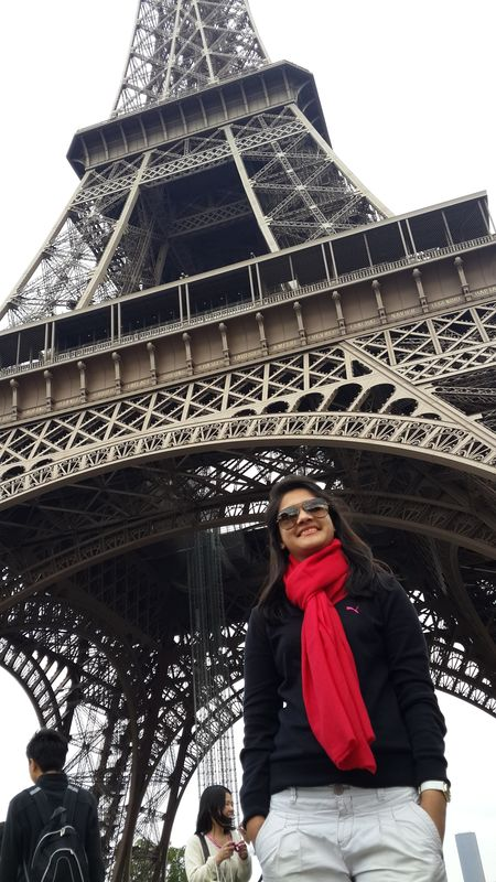 My Rendezvous with Paris!