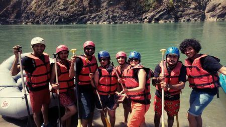 A weekend to Rishikesh
