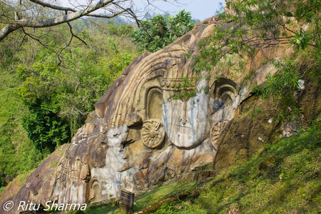 Feel the vibes of 10 million deities at one place - Unakoti