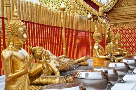 Wat Doi Suthep: Thailand's Temple of the White Elephant