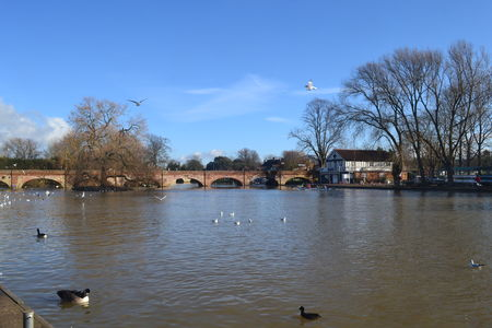 UK: Stratford-upon-Avon on a budget