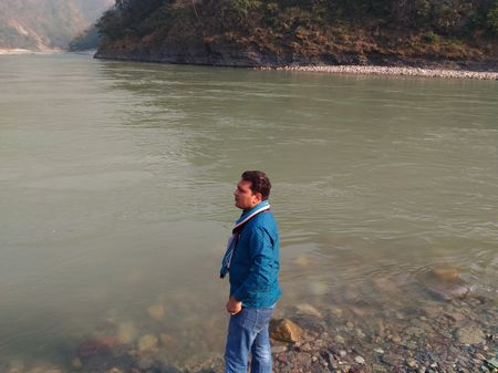 2 People 1 Hero Spender, Delhi to Rishikesh, Shivpuri, Neelkanth