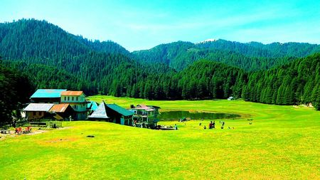 Indian Destinations That Look Like Foreign Places