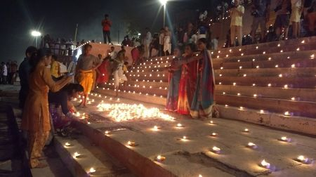 Varanasi 2.0 - #DevDiwali | Triveni Sangam