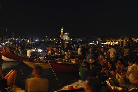 The Festa del Redentore in Venice