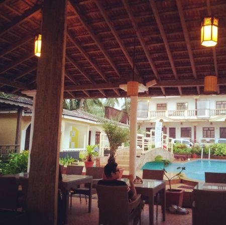 The quieter side of Goa explored - Vagator