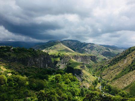 Armenia - Georgia - Azerbaijan : 11 Days Road trip in Caucasus Mountains