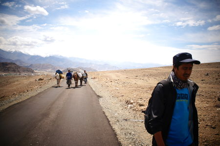 Hike From Spituk -> Zingchen -> Stok