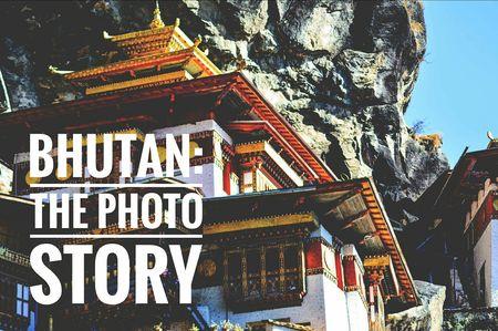 Bhutan: Land of the Thunder Dragon - Photo Story