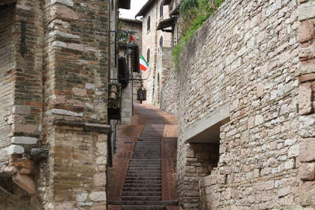 A Day in Assisi