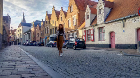 Culture tripping in Belgium! :)
