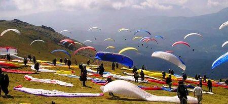 Bir-Billing: Ultimate Destination for Paragliding in India
