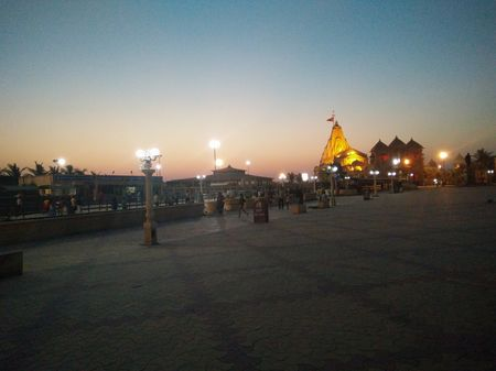 A Pilgrimage To Somnath and Dwarka, Gujarat