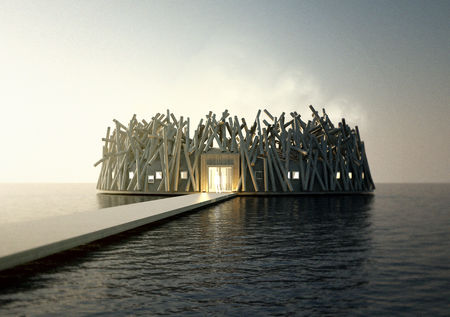 A Floating Spa & Hotel Is Opening In Sweden Soon And Now Is The Time To Plan A Vacation There