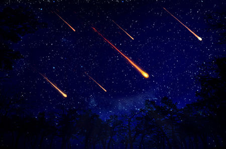 Just 5 Hours From Delhi, This Is The Best Place In India To See The Geminids Meteor Shower Tonight