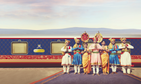 Experience One Of The Most Luxurious Trains In India, At Half The Price!