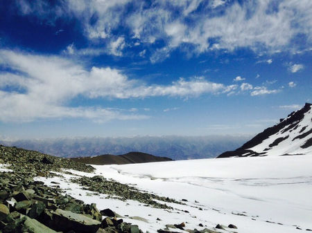 The Agony & the Euphoria of Summiting India's Highest Trekable Peak –Stok Kangri