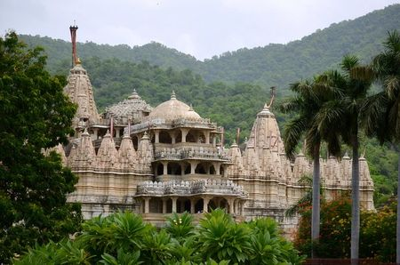 Ranakpur and Kumbhalgarh