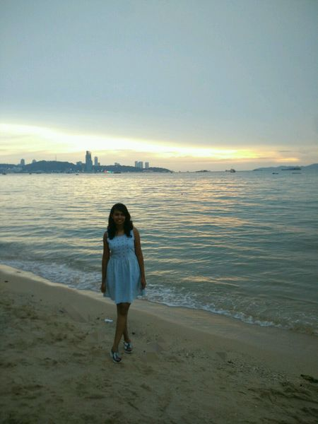 My first time travelling abroad-Bangkok Pattaya