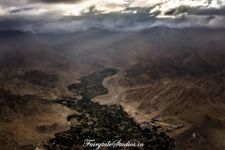 The Zanskar Odyssey - Reaching Leh (Day 1 of the trip)