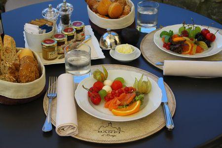 "Gourmet Lunch at ""La Taverna"", Castello Banfi"