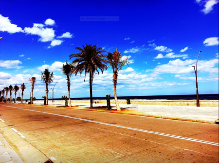 FRENCH town of INDIA - Pondicherry