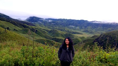 Hidden Terrains of Dzukou Valley in Nagaland